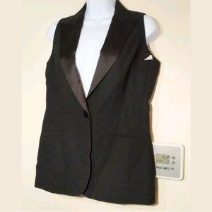 LAUREN RALPH LAUREN Black vest